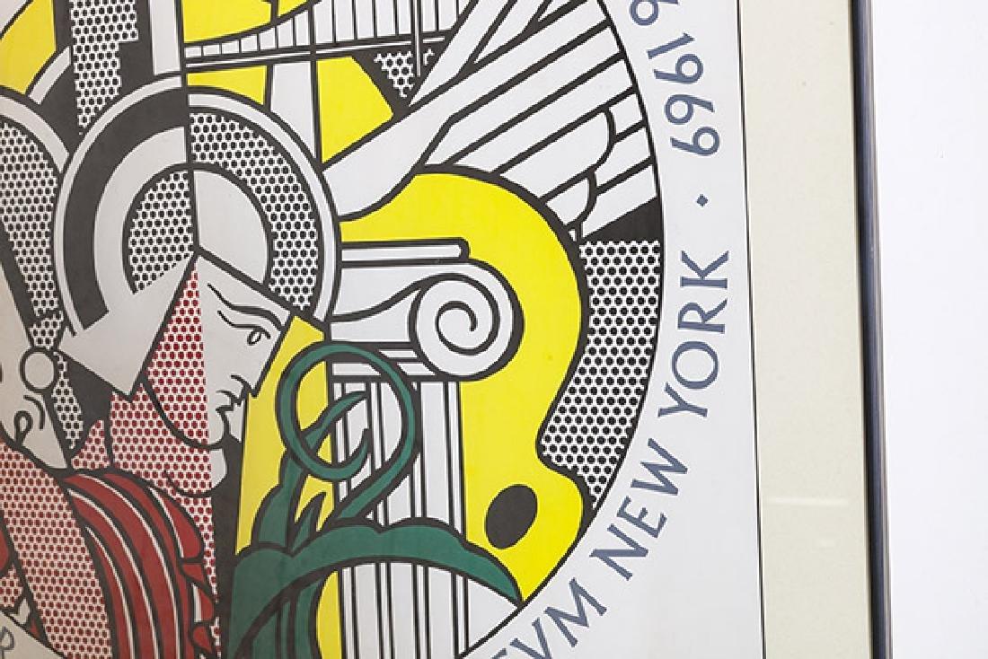 Roy Lichtenstein Poster - 4