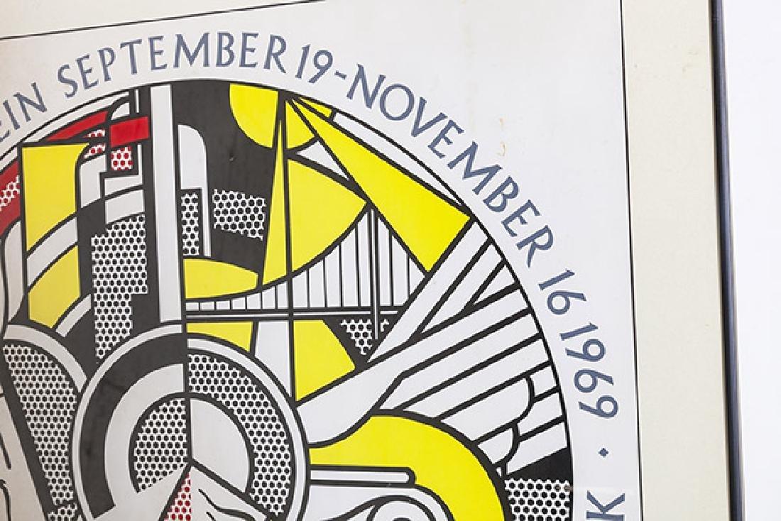 Roy Lichtenstein Poster - 5