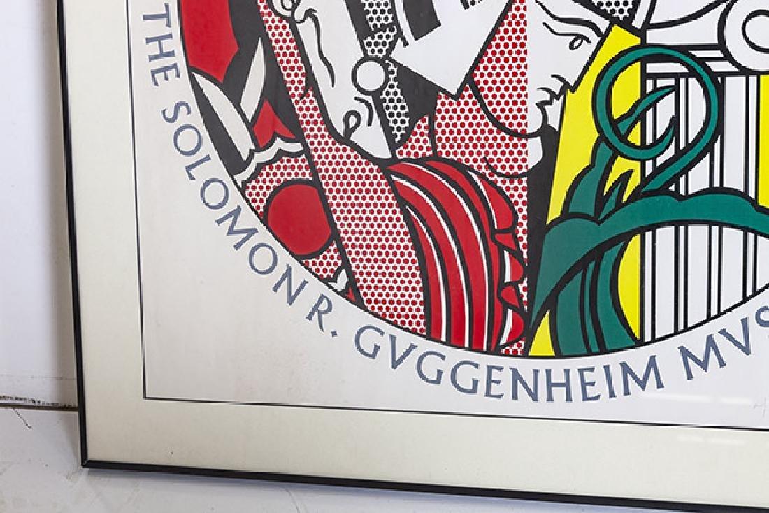 Roy Lichtenstein Poster - 6