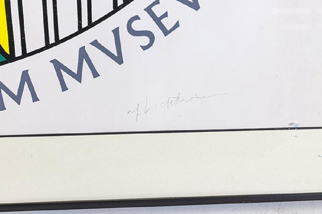 Roy Lichtenstein Poster - 7
