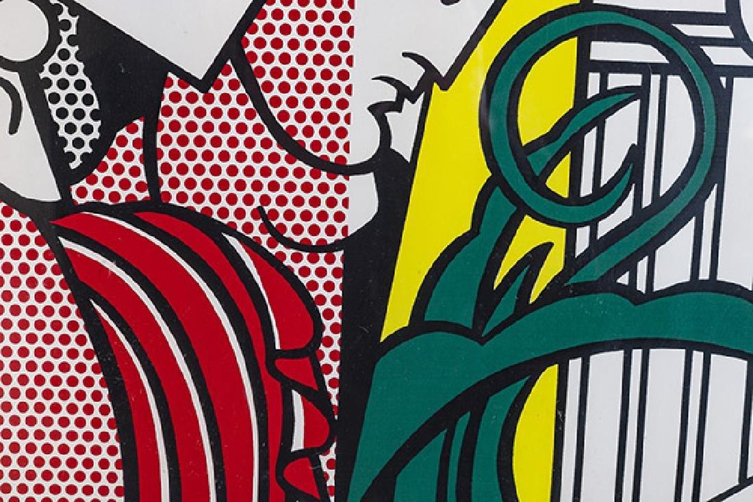Roy Lichtenstein Poster - 9