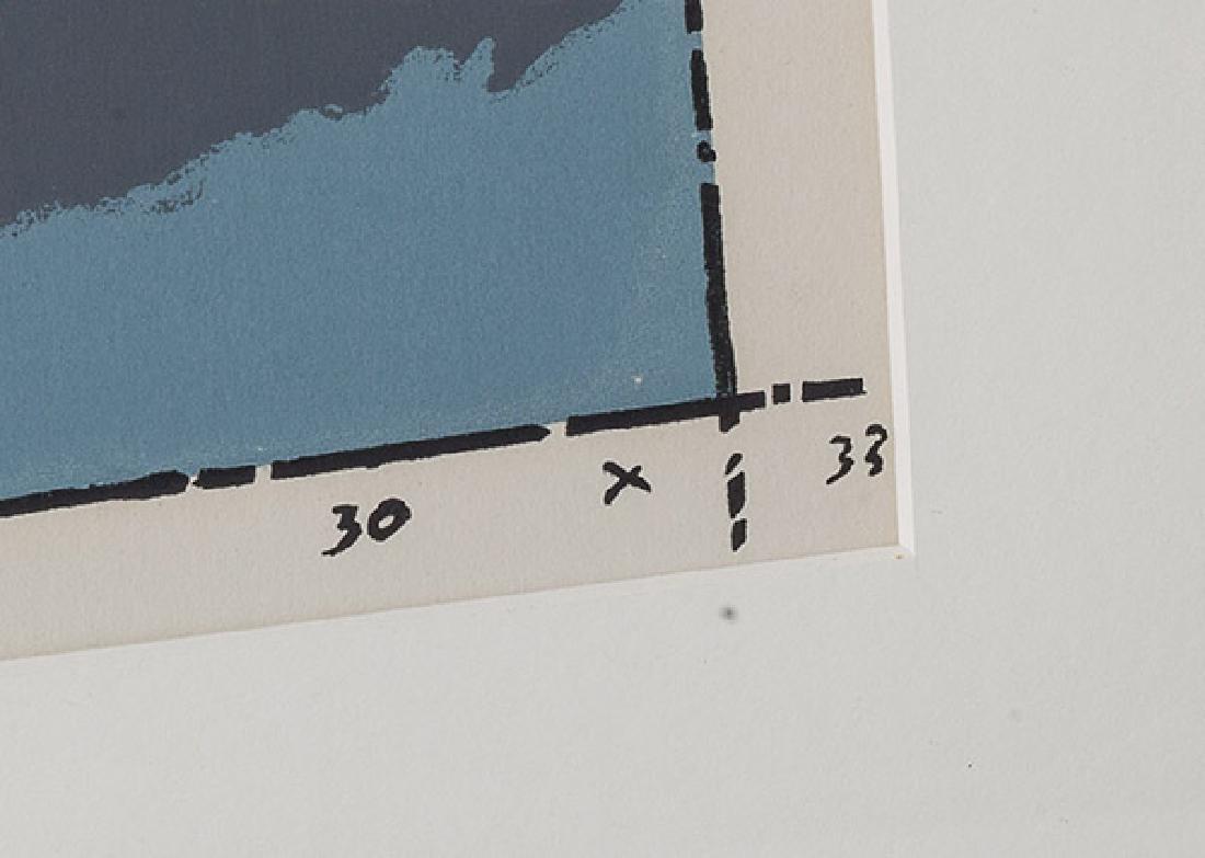 Lyonel Feininger (1871-1956) Lithograph - 3