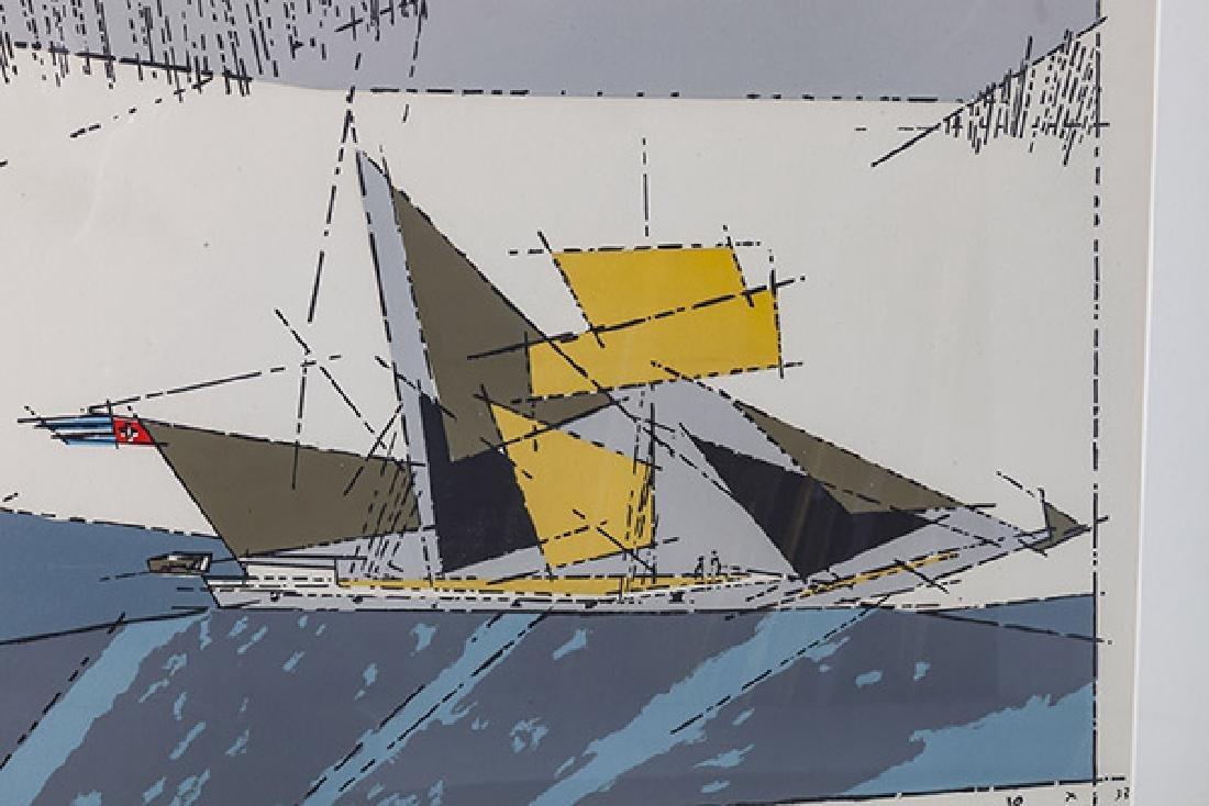 Lyonel Feininger (1871-1956) Lithograph - 4