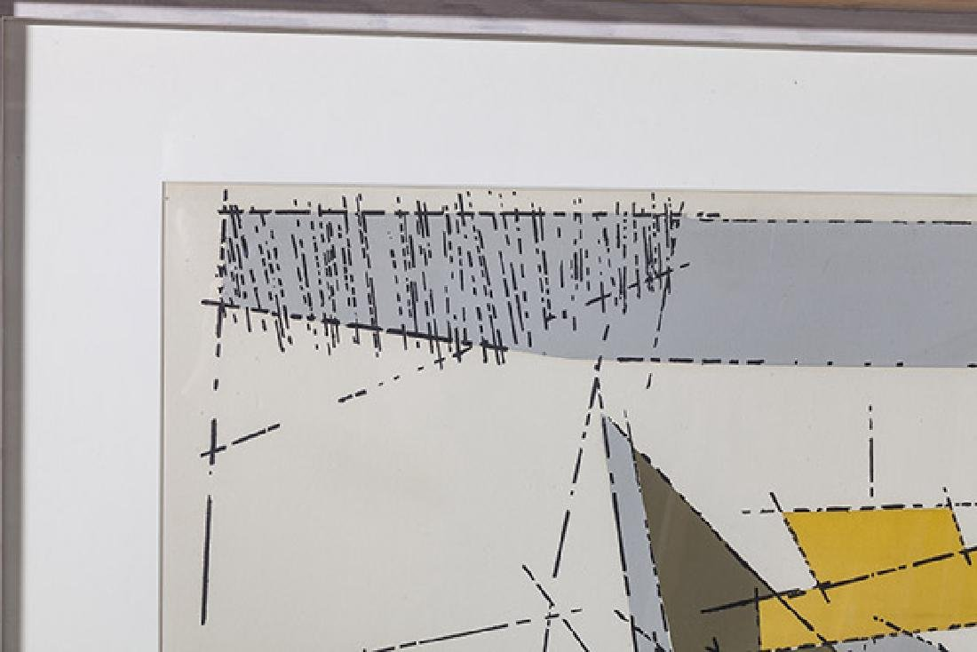 Lyonel Feininger (1871-1956) Lithograph - 5