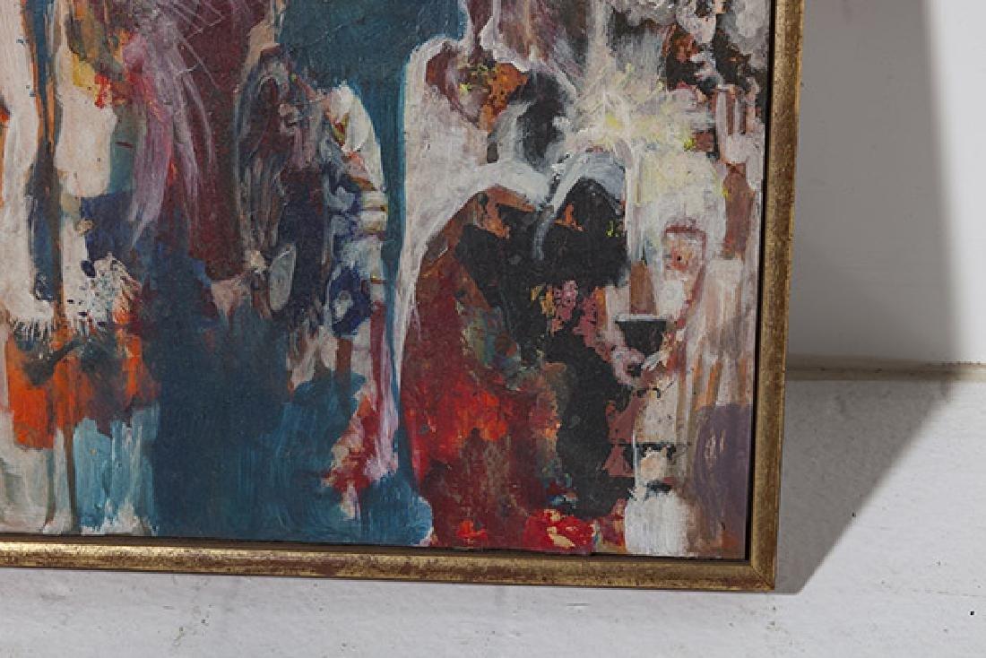 Rudy Pozzatti , Oil - 3