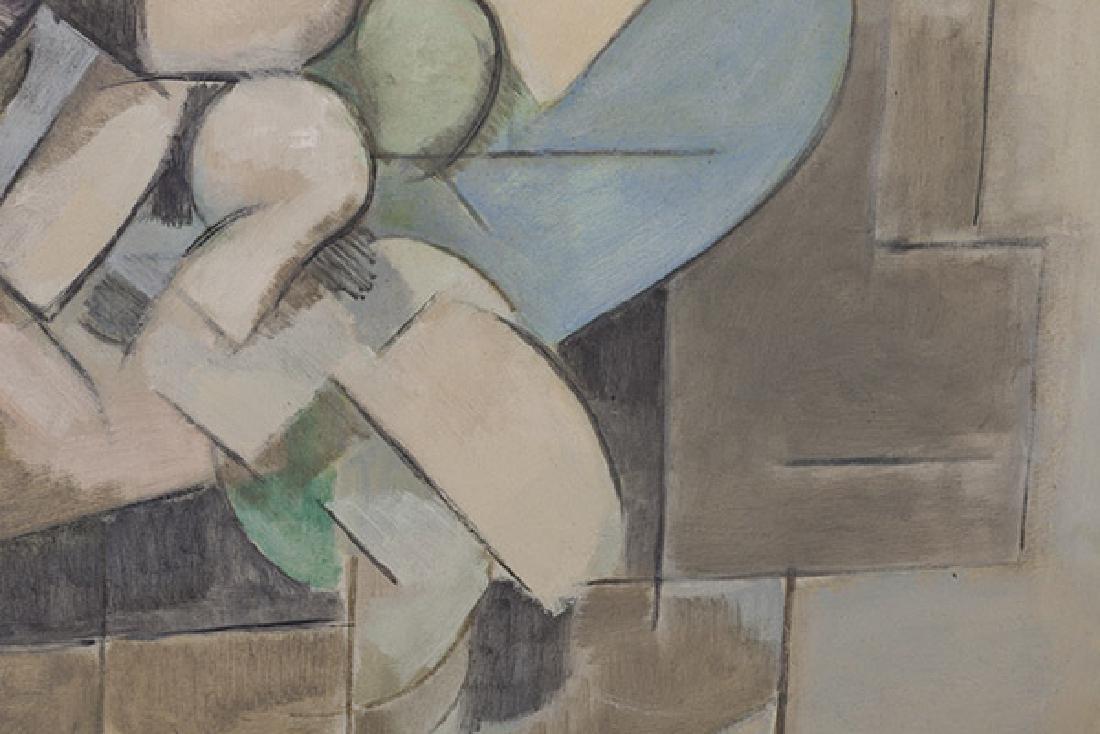 C. Glasson, Oil - 3