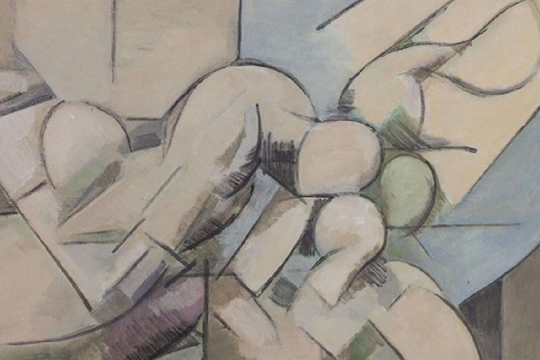 C. Glasson, Oil - 4