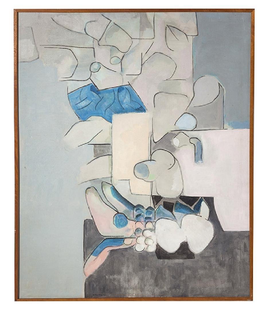 C. Glasson, Oil