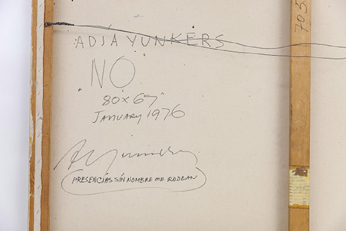 Adja Yunkers Acrylic (New York) - 8