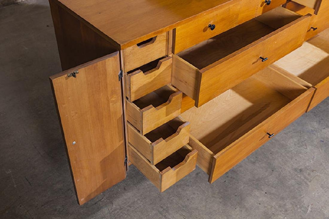 Paul McCobb Cabinet, Model 1510-L and 1502 - 3