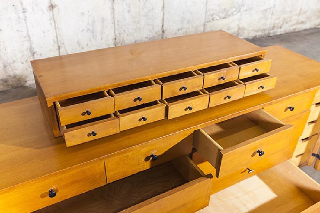 Paul McCobb Cabinet, Model 1510-L and 1502 - 4