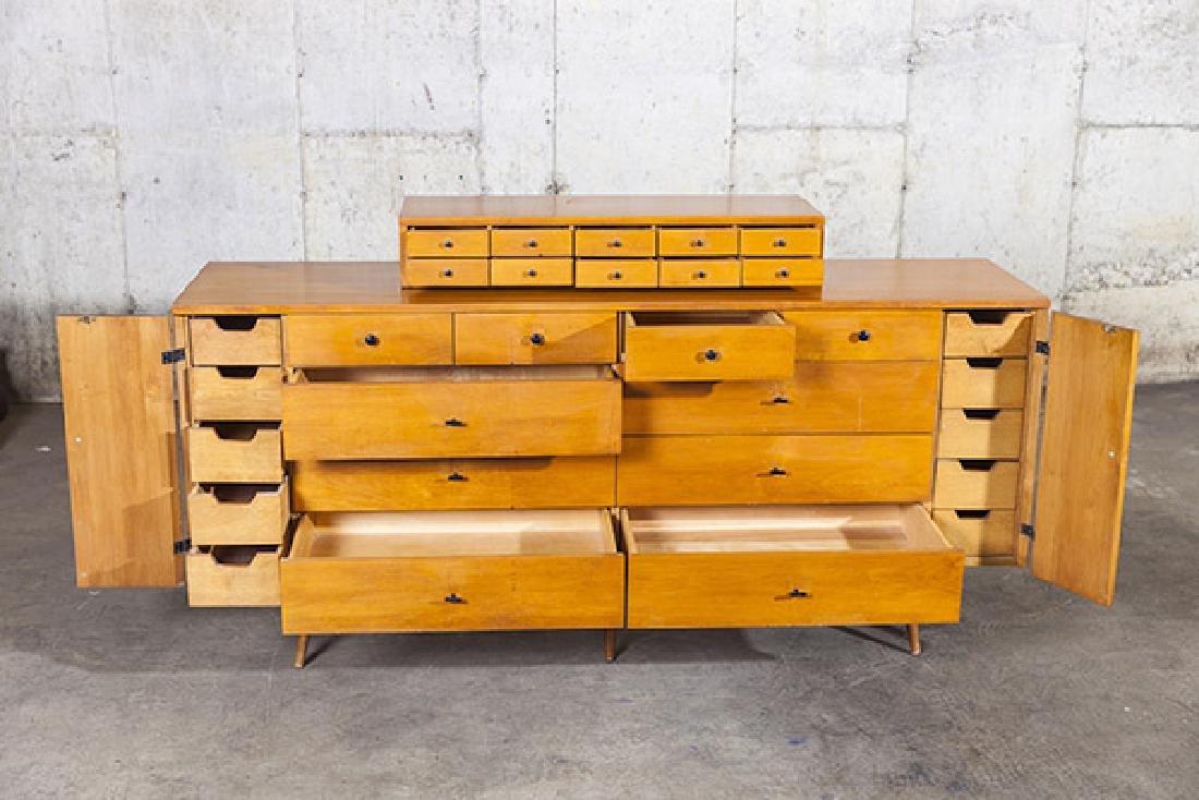 Paul McCobb Cabinet, Model 1510-L and 1502 - 5