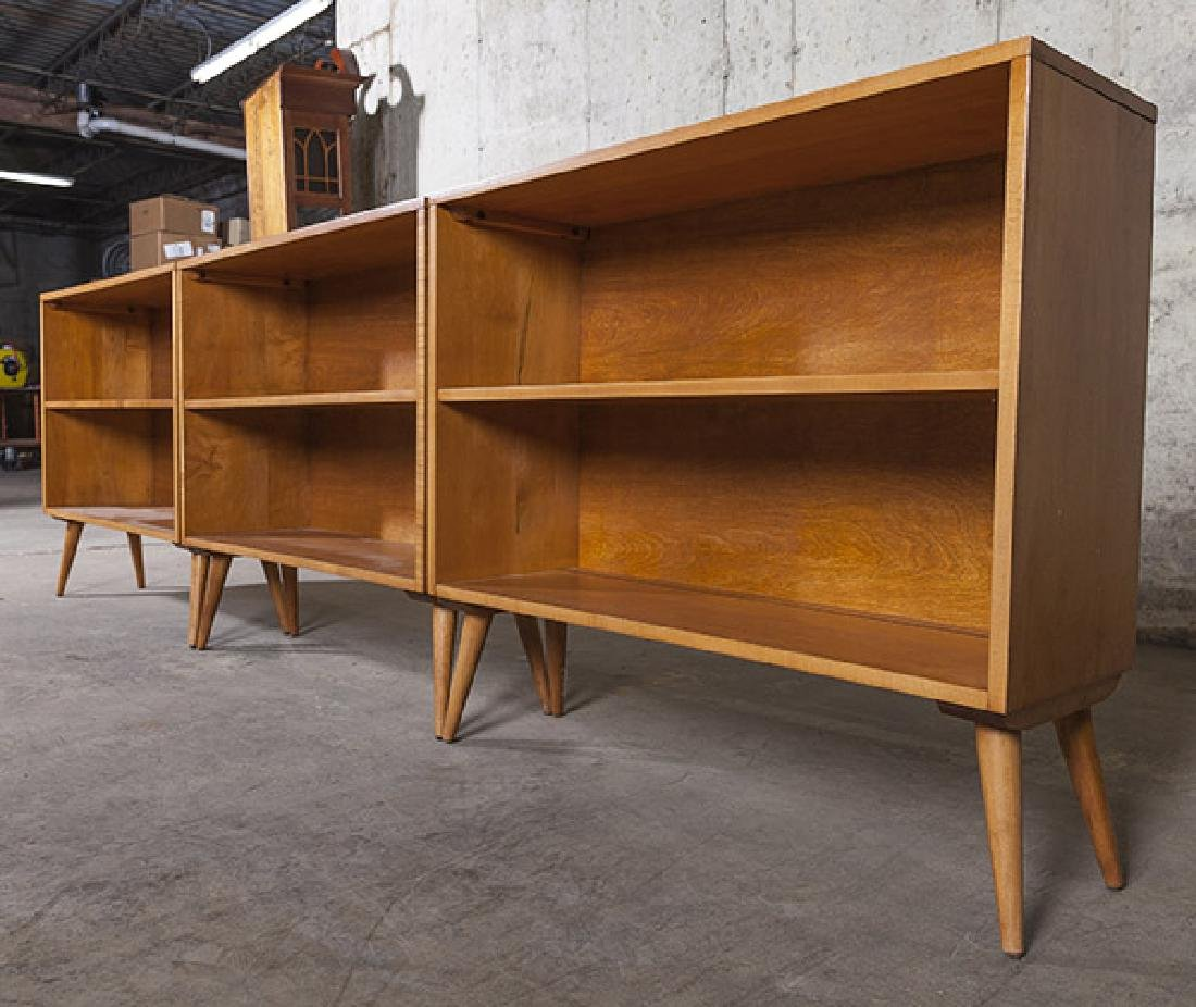 Paul McCobb Bookcases - 8