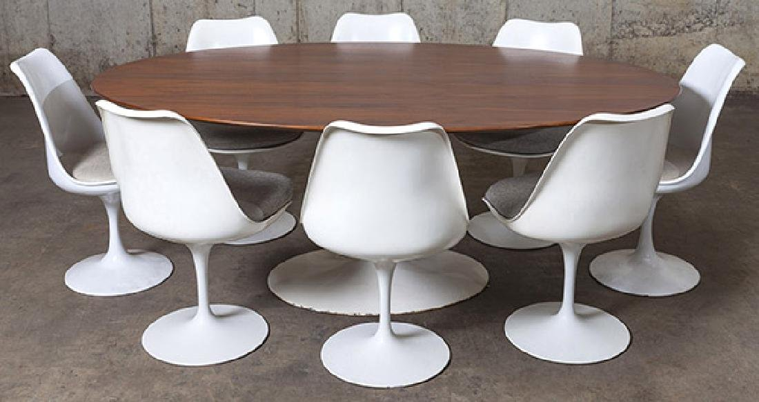Eero Saarinen Dining Set