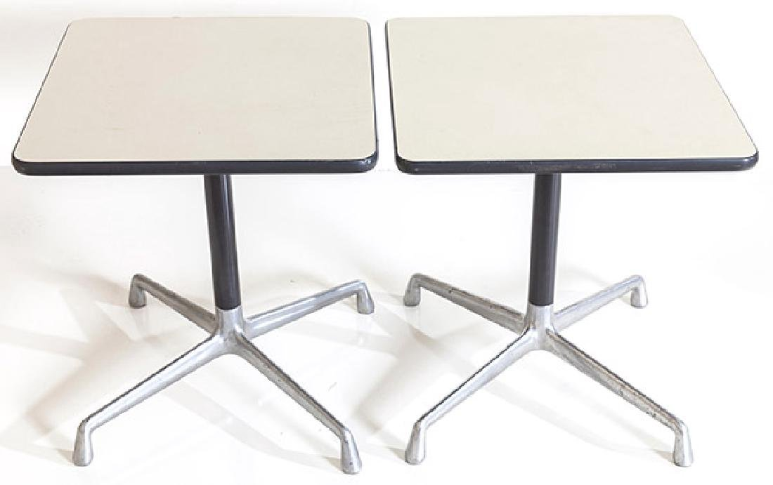 Charles and Ray Eames Occassional Tables