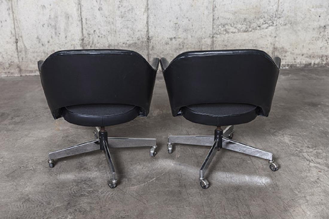 Eero Saarinen Executive Chairs - 9