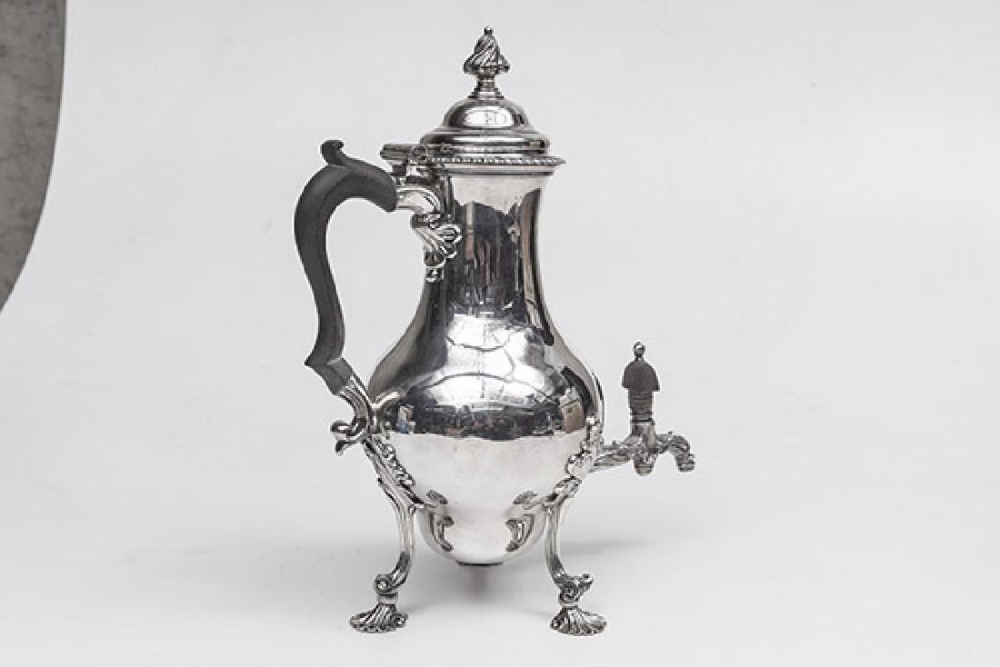 Sterling Coffee Urn - 8