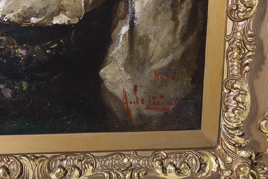 Oil, portrait - 4