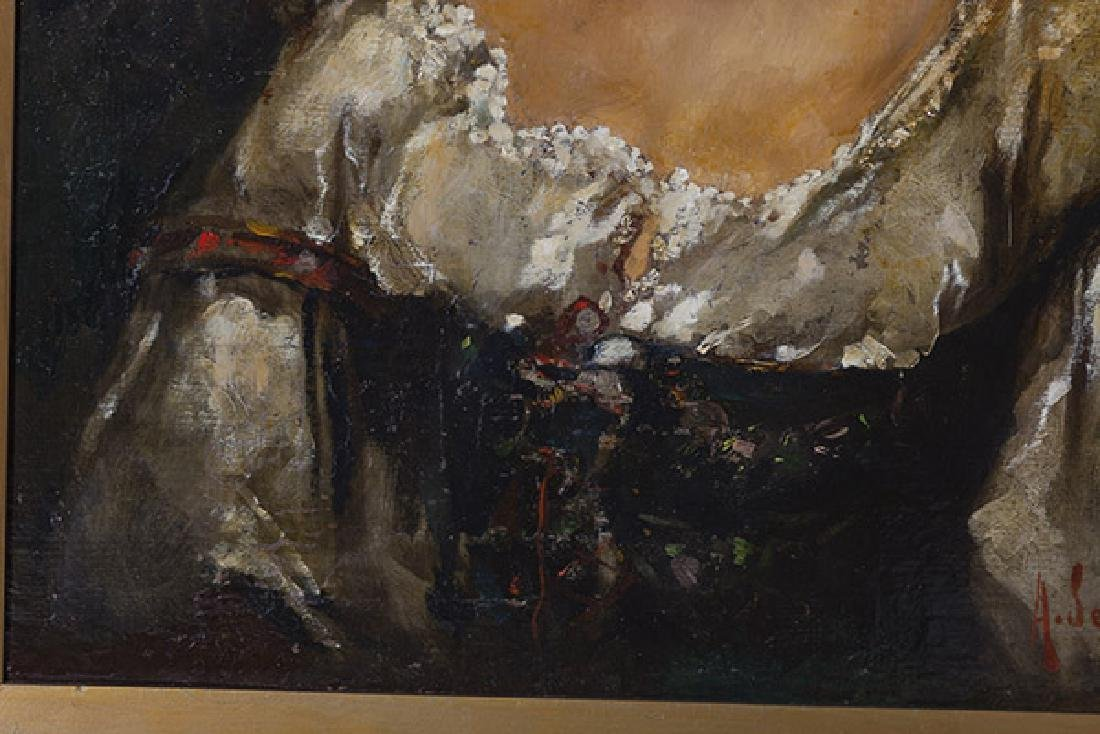Oil, portrait - 5