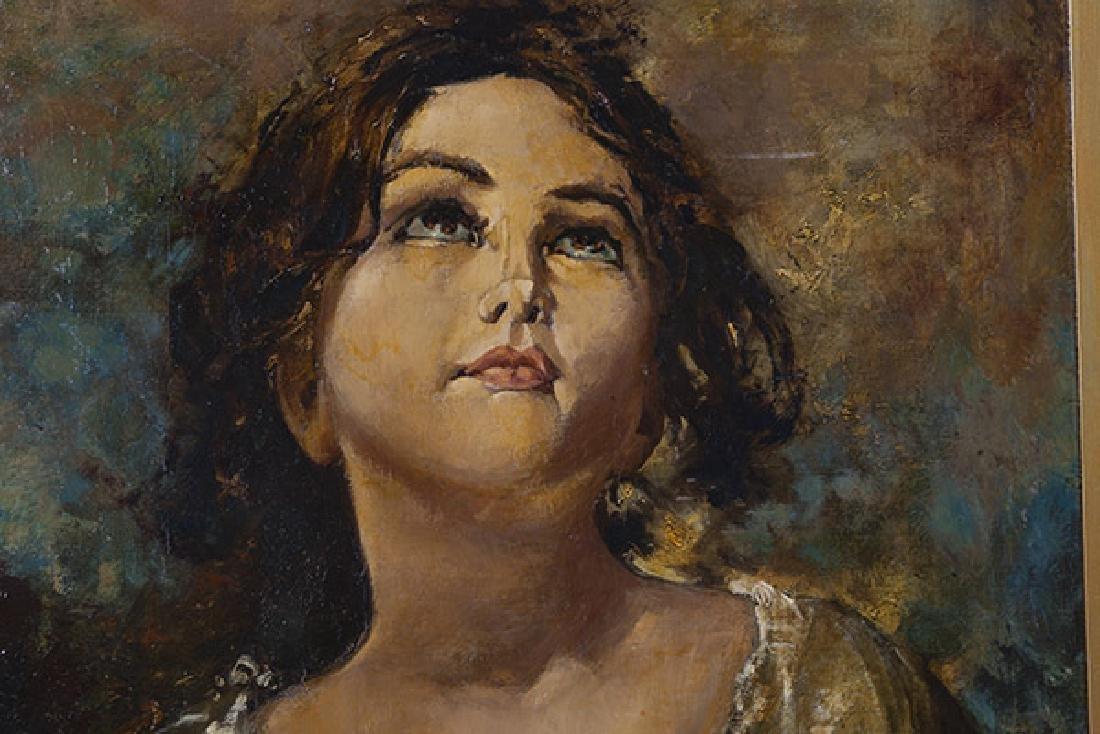 Oil, portrait - 6