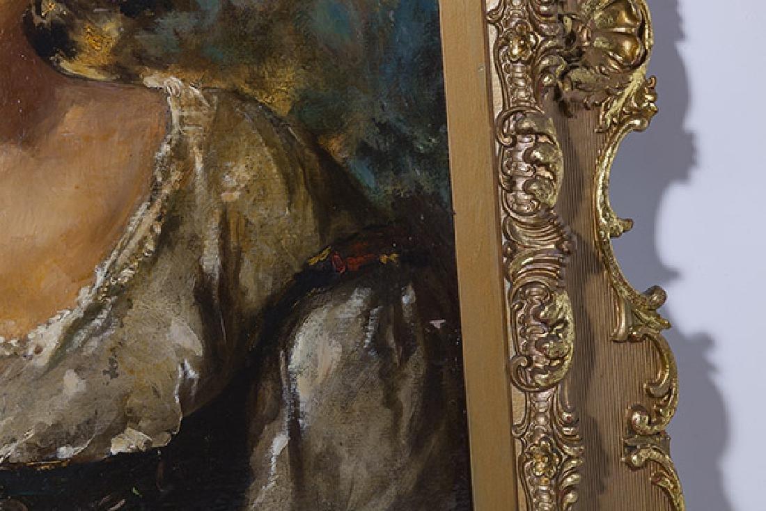 Oil, portrait - 7