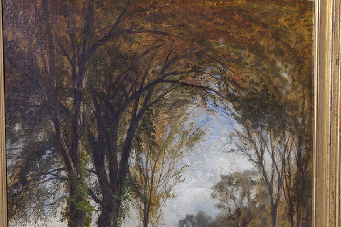James McDougal Hart (1828 - 1901) Oil - 5