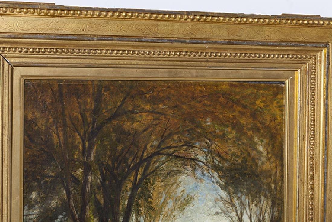 James McDougal Hart (1828 - 1901) Oil - 6