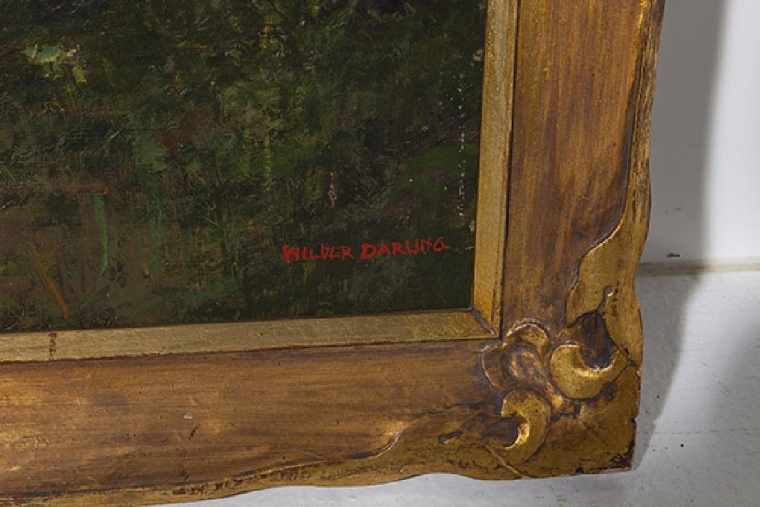 Wilder Darling Oil on Canvas - 2