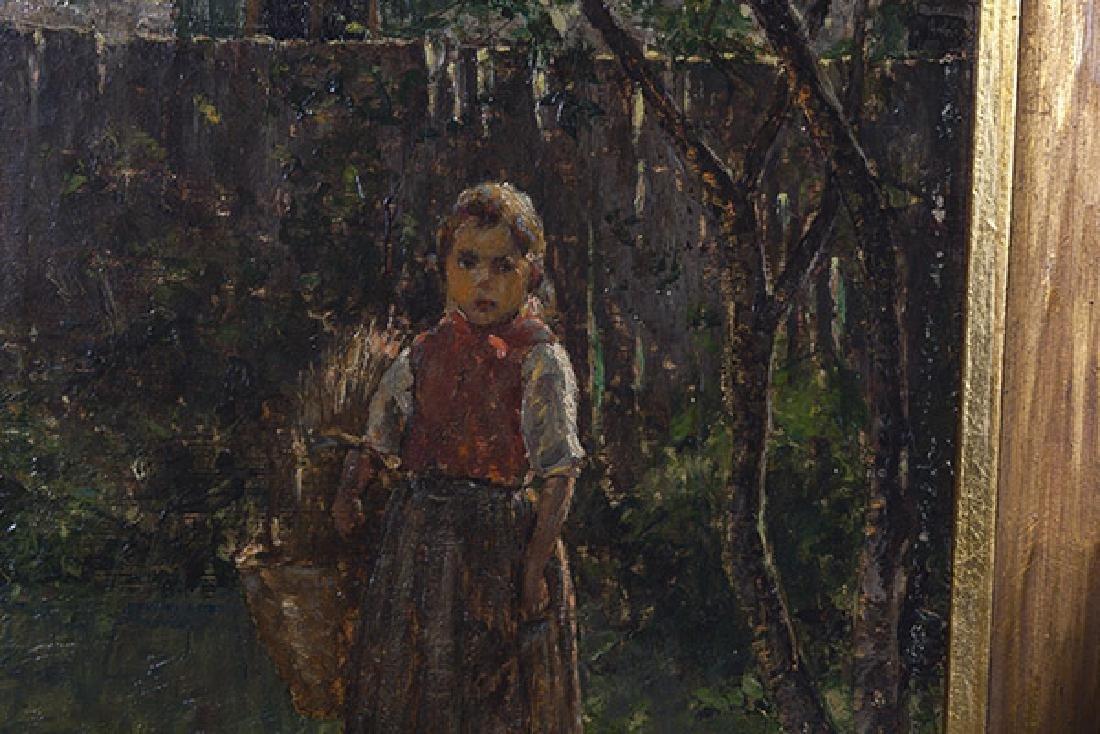 Wilder Darling Oil on Canvas - 3