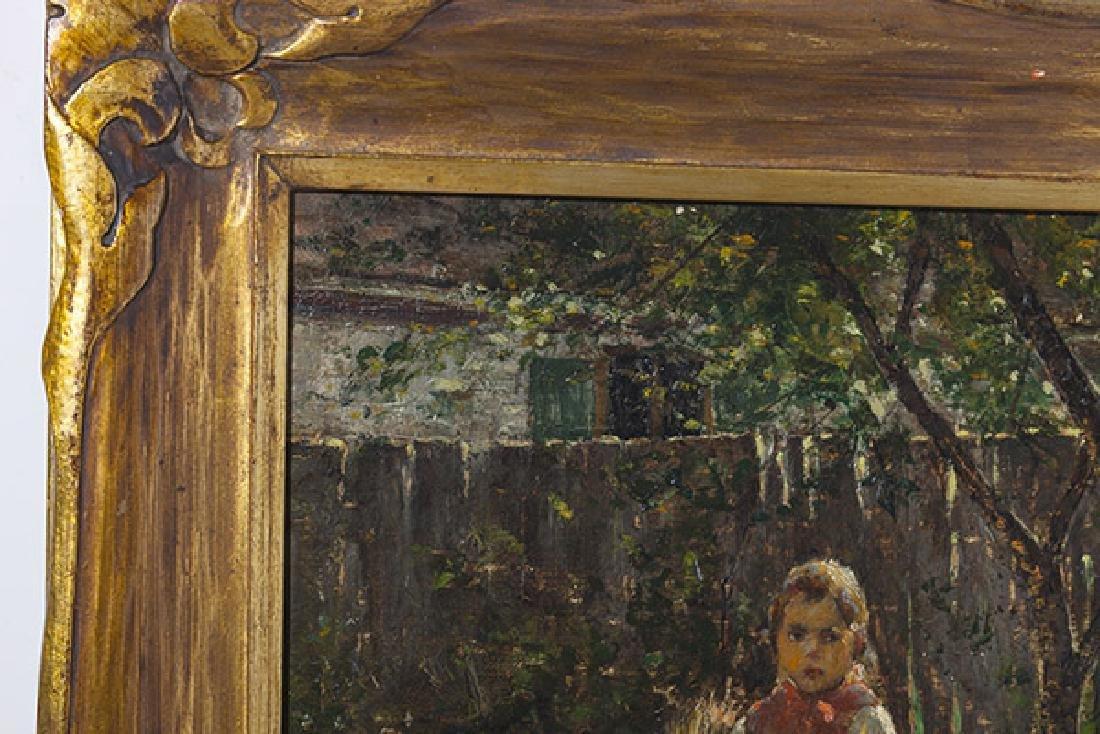 Wilder Darling Oil on Canvas - 5
