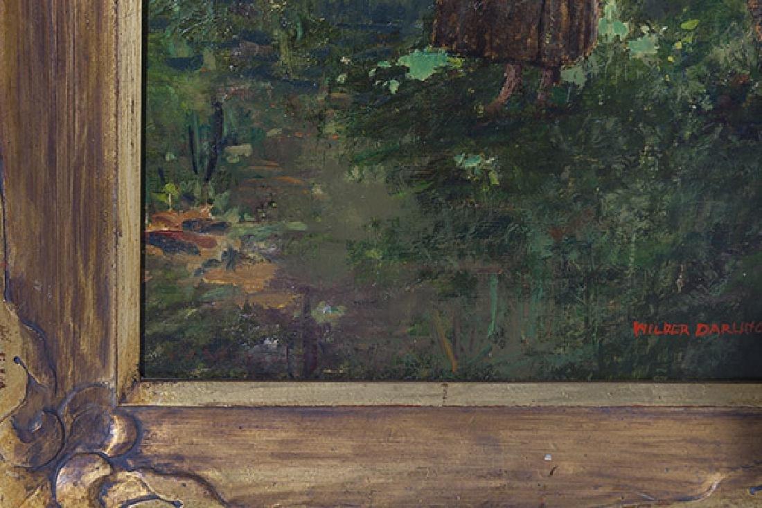 Wilder Darling Oil on Canvas - 6