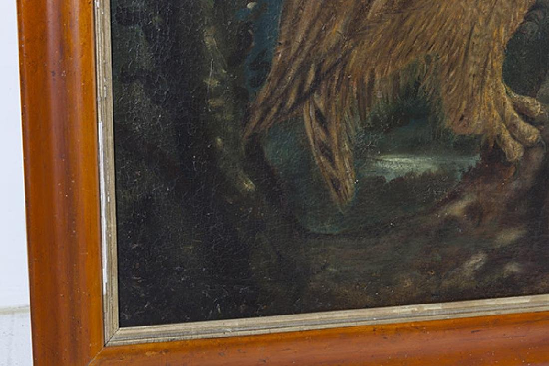 19th Century Oil - 6