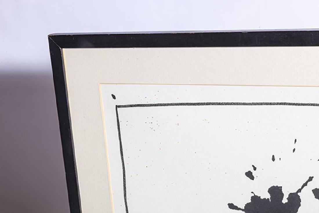 Robert Motherwell, American  (1915-1991) Screen Print - 5