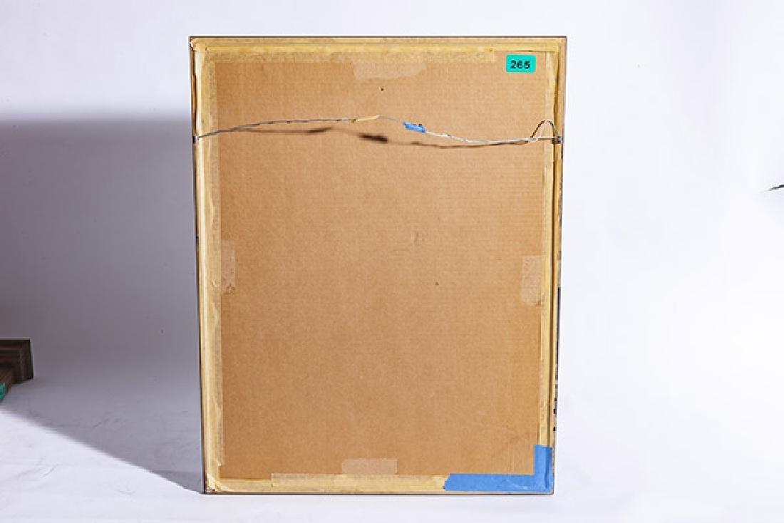 Robert Motherwell, American  (1915-1991) Screen Print - 6