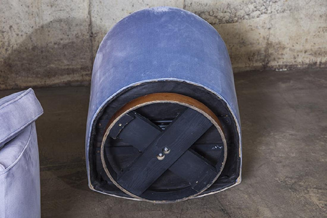 Milo Baughman Swivel Chairs - 8
