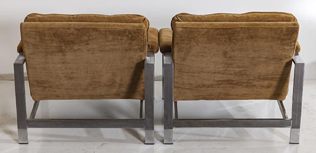 Milo Baughman Lounge Chairs - 4