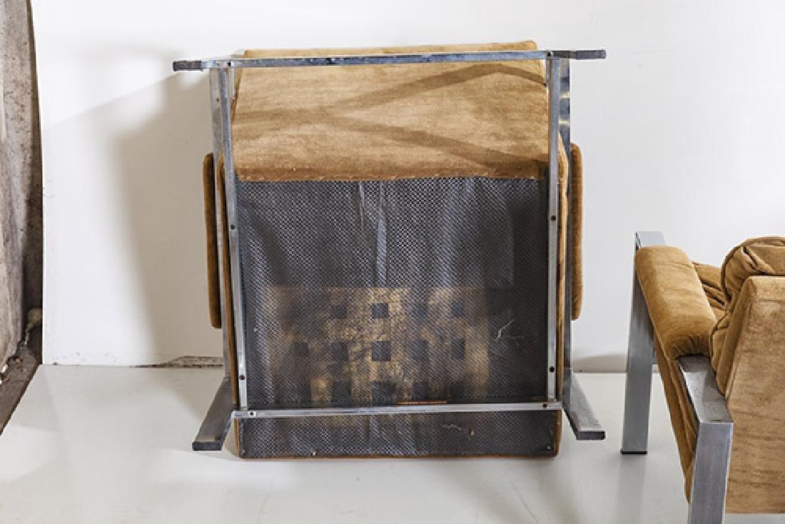 Milo Baughman Lounge Chairs - 5