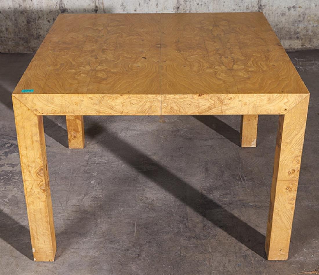 Milo Baughman Dining Table - 2
