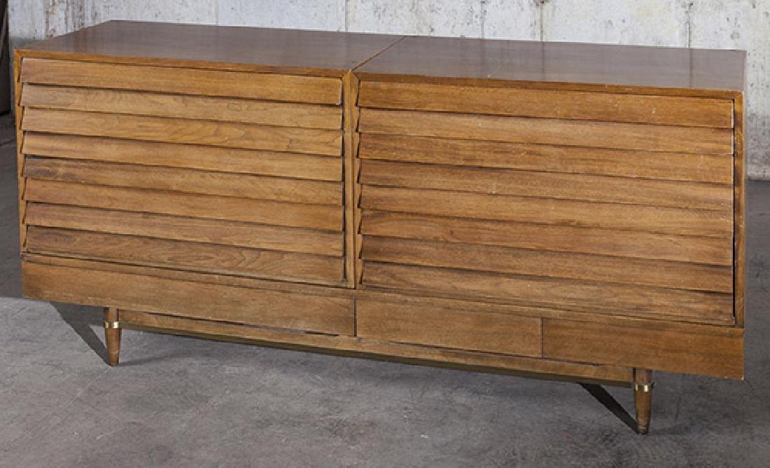 American of Martinsville Dresser/Merwin Gersun Dresser.