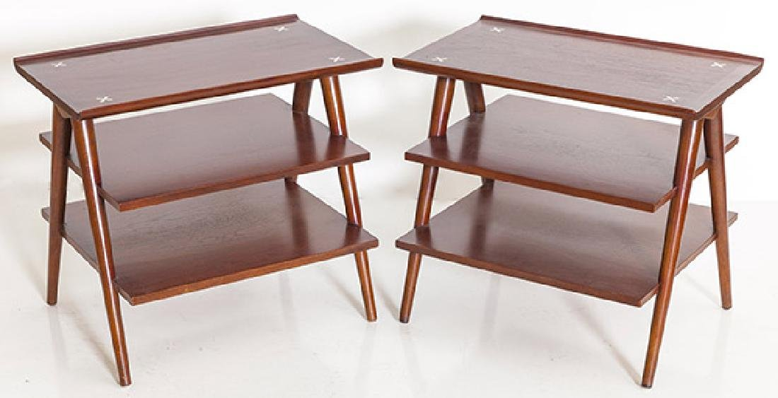 American of Martinsville End Tables