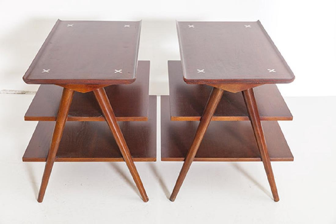 American of Martinsville End Tables - 4