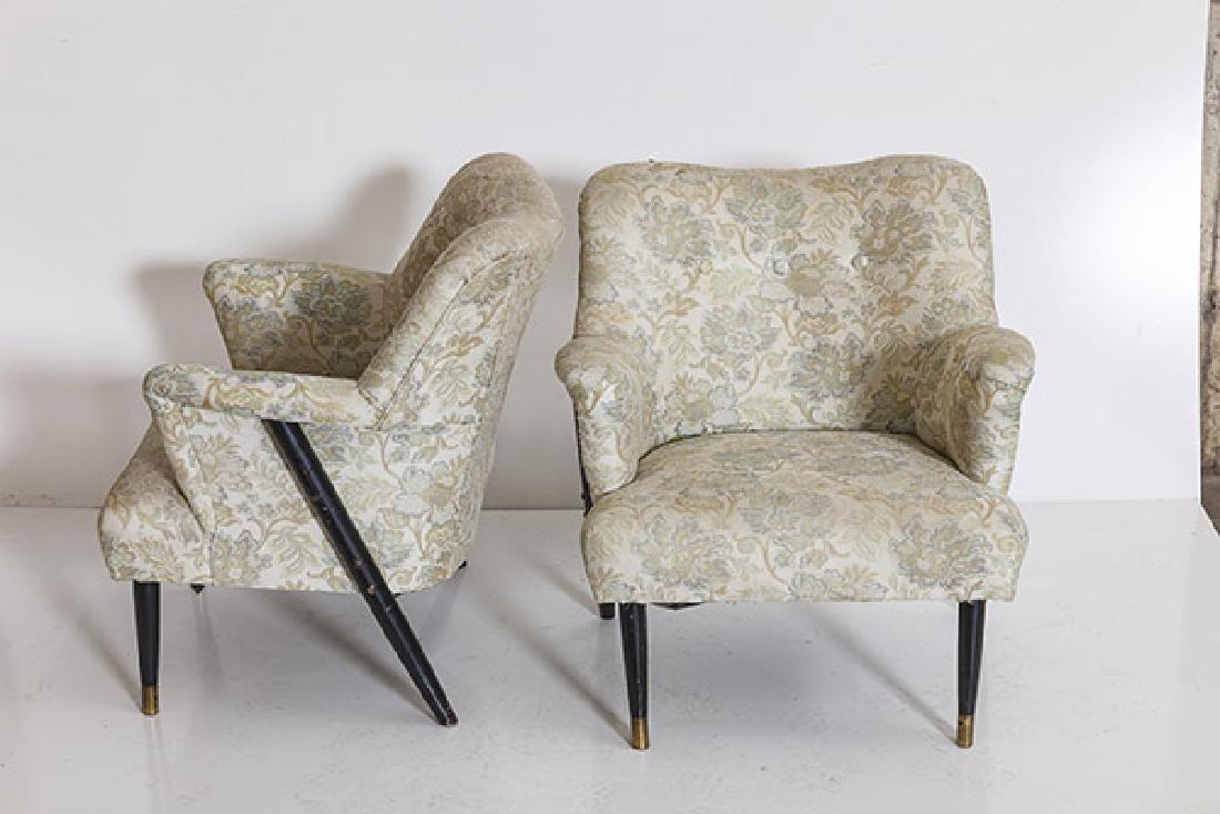 Edward Wormley Lounge Chairs (Attribution) - 2