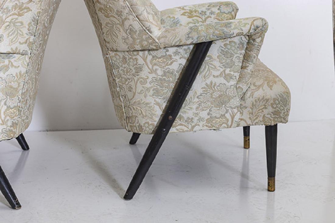 Edward Wormley Lounge Chairs (Attribution) - 4