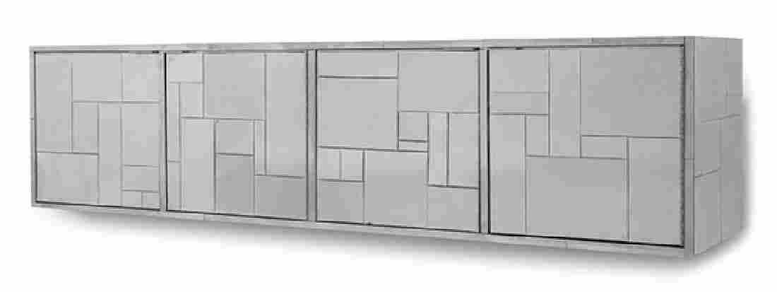 Paul Evans Cityscape Floating Cabinet
