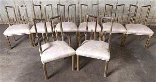 James Mont Dining Chairs