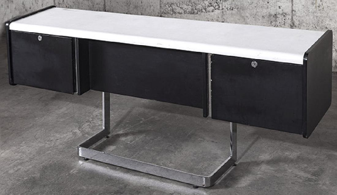 Ste. Marie and Laurent Credenza