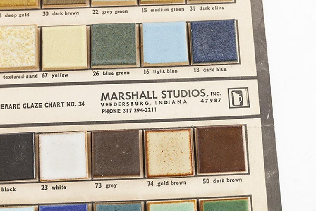 Rare Gordon and Jane Martz Chart No. 34 - 2