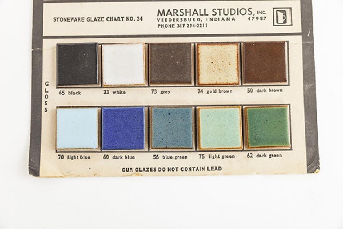 Rare Gordon and Jane Martz Chart No. 34 - 3