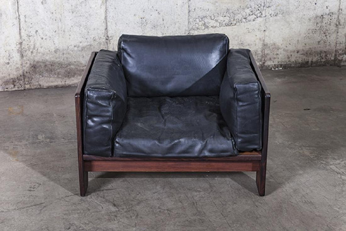 Tobia Scarpa, Bastiano Lounge Chair - 2