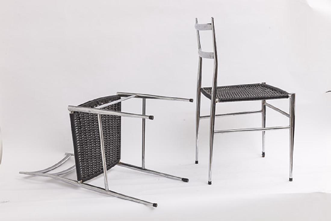 """Gio Ponti """"Superleggera"""" Dining Chairs - 6"""